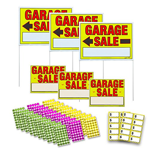 Sunburst Systems 3030 All All Inclusive Garage Sale Kit