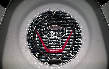 3d Gel Sticker Tank Cap Protection Kompatibel Mit Motorcycle Honda Africa Twin Auto