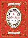 Un dictionnaire nostalgique de la politesse par Rouvillois