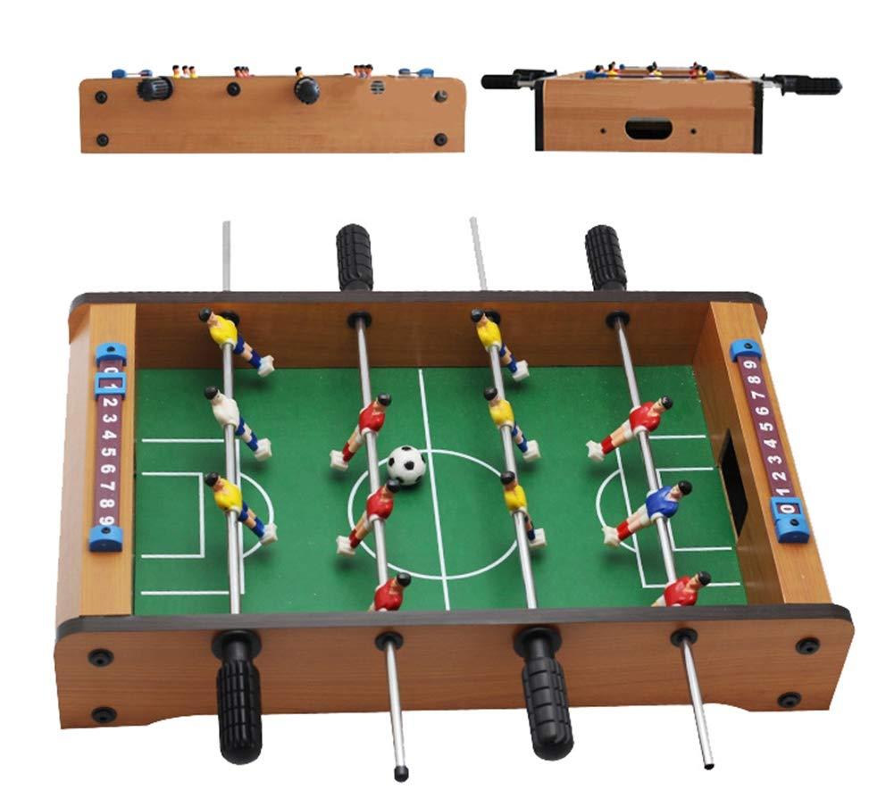 Lcyy-game Tavolo biliardino, Mini Sport Arcade Calcio per Sala Giochi, Accessori Inclusi