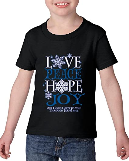 41384b52c Artix Love Peace Hope Joy God Jesus Fashion People Best Friend Gift Couples  Gifts Toddler Kids