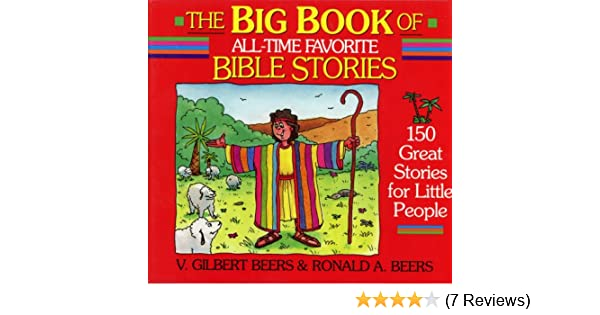 Big Book of All-Time Favorite Bible Stories