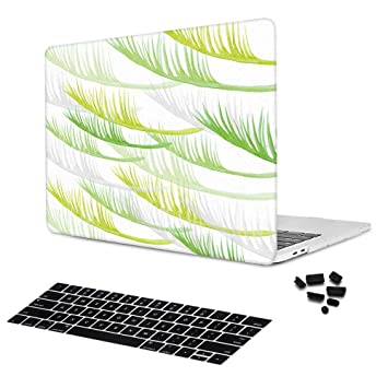 """A1286 NEW GREEN Crystal Hard Case Cover for Apple Macbook PRO15/"""""""