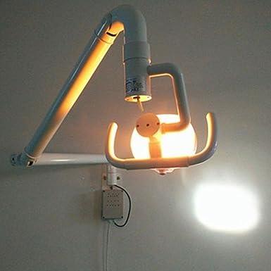 Amazon.com: 59 en brazo regulable LED lámpara de inspección ...