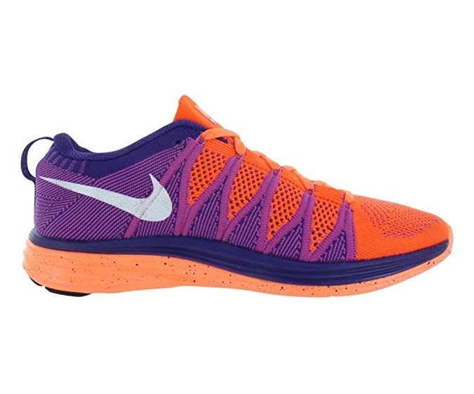 Nike Flyknit Lunar 2+ W Laufschuhe Damen: : Schuhe