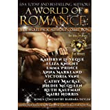 A World of Romance: World of de Wolfe Pack Authors Collection