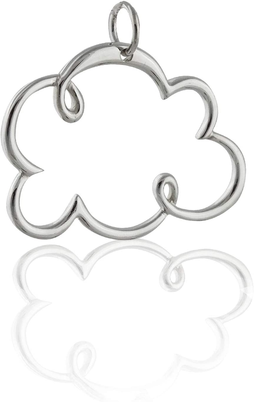Amazon Com Cloud Outline Pendant 925 Sterling Silver Storm Cloudy Weather Sky Jewelry Accessories Key Chain Bracelets Crafting Bracelet Necklace Pendants Free simple cloud outline patterns in a variety of formats including images, vector files, and printable versions. amazon com cloud outline pendant 925