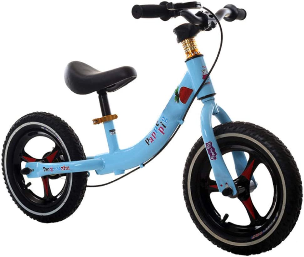 Balance SLFF Bicicleta para Niños Kids Bicicleta De Acero Liviana ...