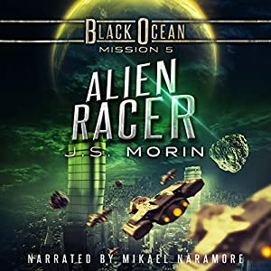 Alien Racer Audiobook