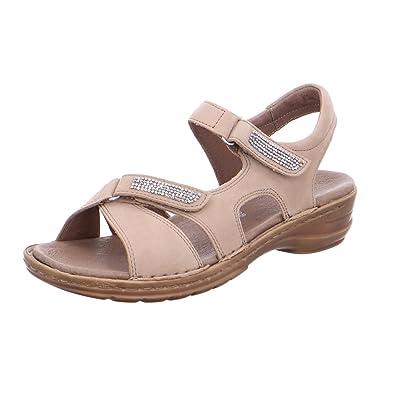 1ad52d31c ARA 1237295-11, Sandales pour Femme: Amazon.fr: Chaussures et Sacs