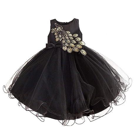 Jxth Niños Niñas Boda Prom Vestidos De Princesa Falda Para