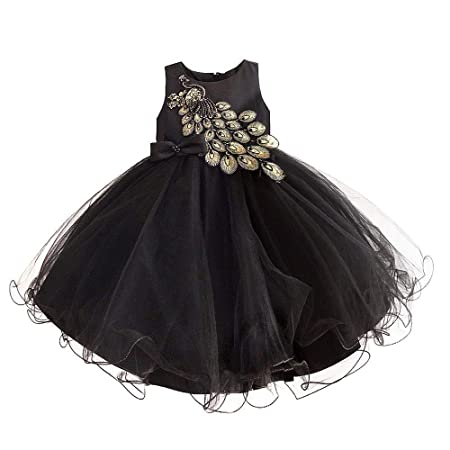 J-TUMIA-KIDS Vestido Formal de Las niñas Falda para niños algodón ...