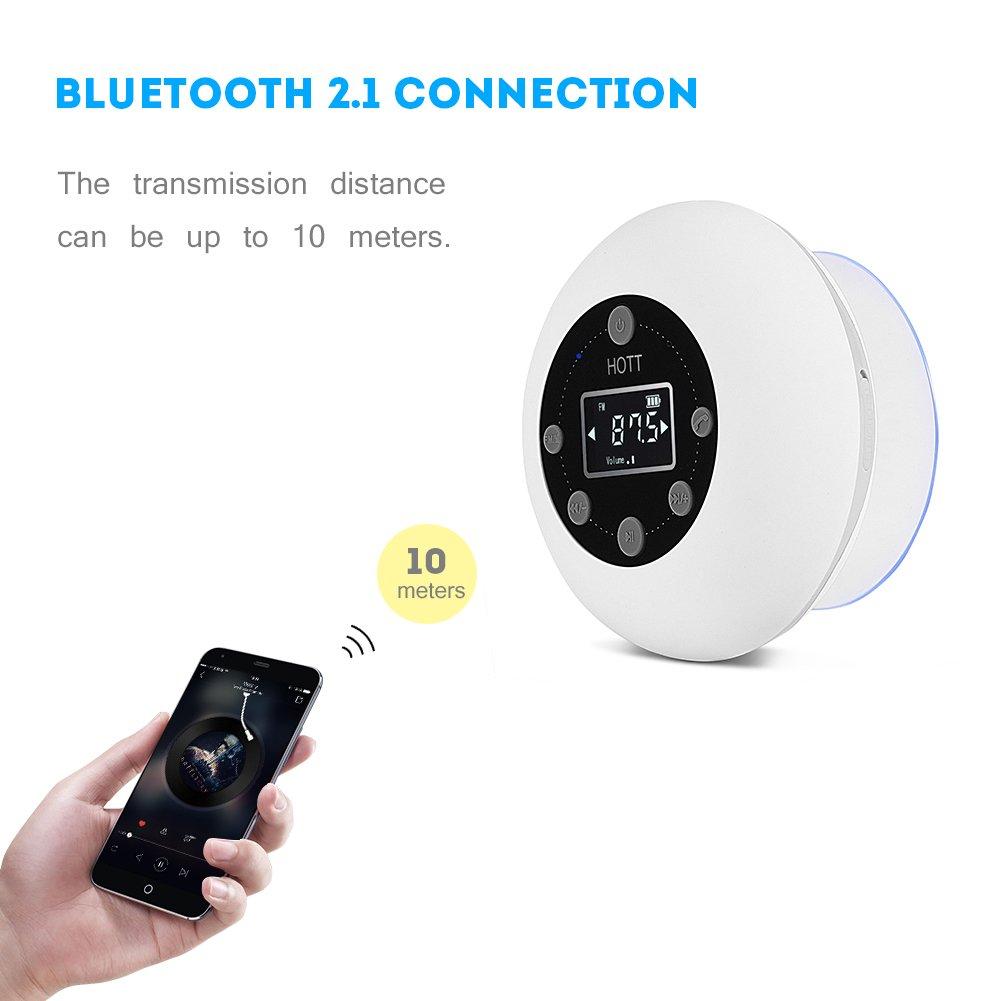 Mini drahtloses freihändiges Stereo-Bluetooth-Lautsprecher-FM