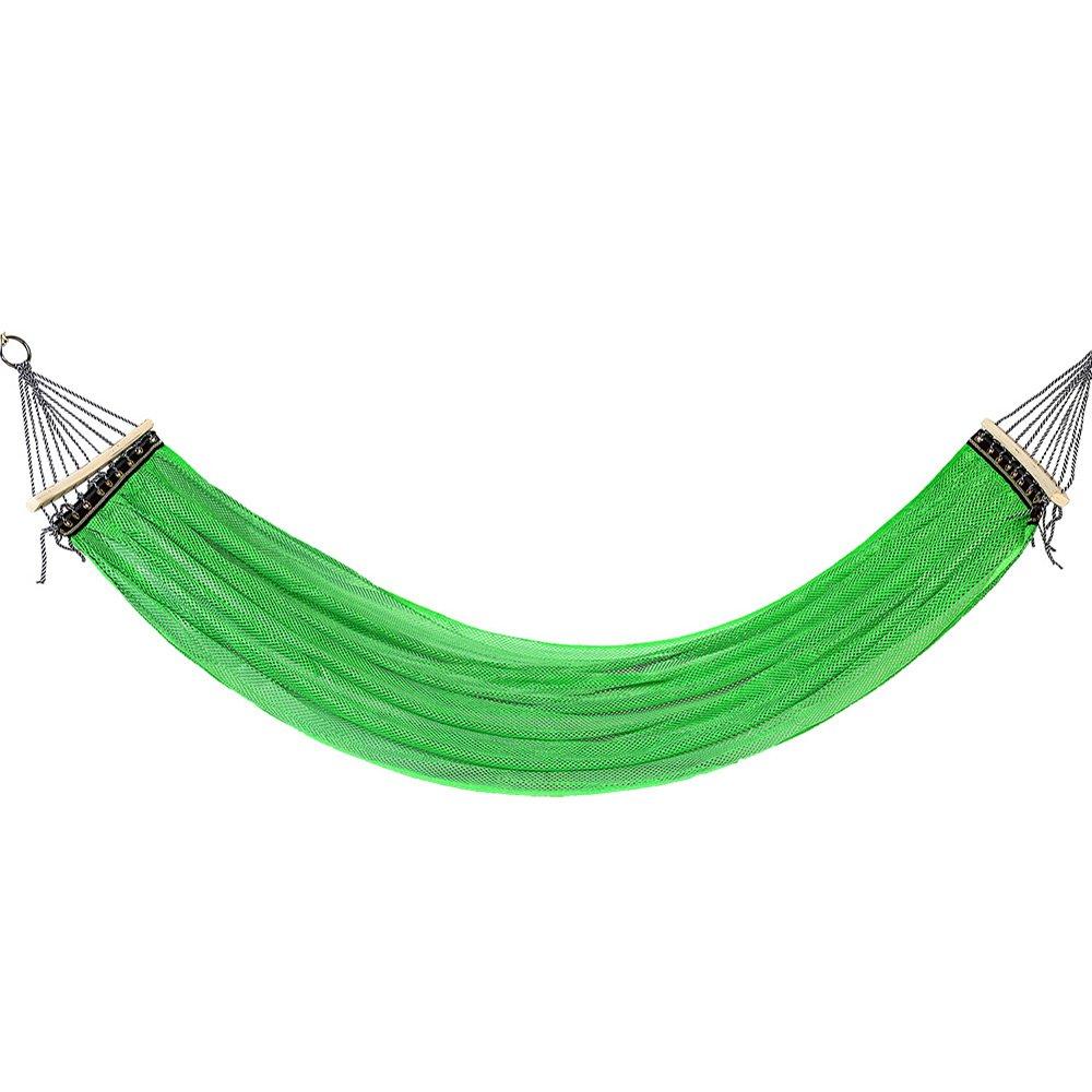QAR EIS Seide Hängematte Outdoor 2 Personen Tragbare Camping Tour 200 × 140 cm 3 Farbe Optional Hängematte