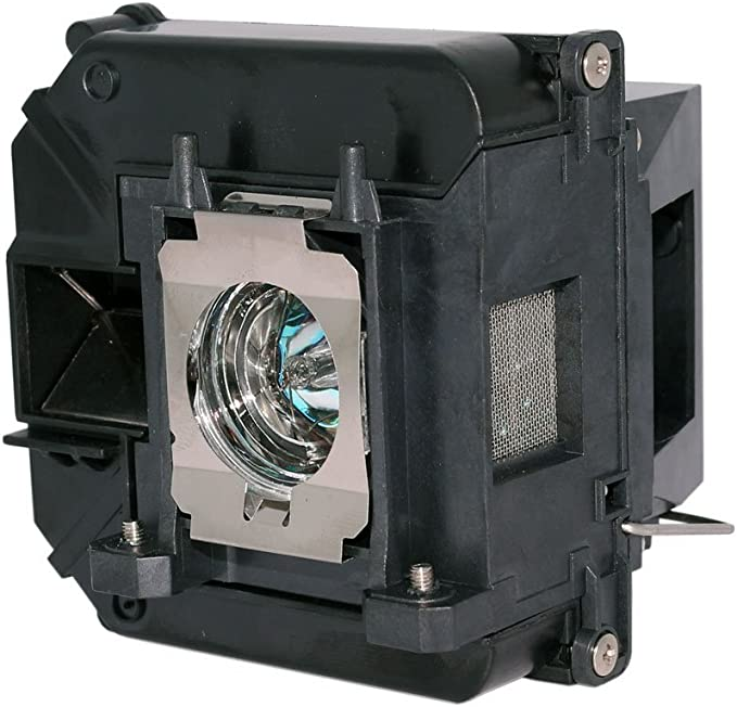 Gahin ELPLP67 Powerlite 1221 V13H010L67 Replacement Lamp Bulb with Housing for Epson EB S12 Powerlite 1261W Powrelite X12 V11H433020 // EX3210 EB W12 EX7210 Powerlite S11 EX5210