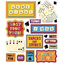 K&Company Game Night Sticker Medley
