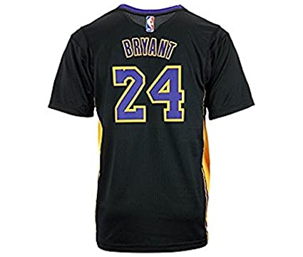 Adidas Boys Kobe Bryant Los Angeles Lakers Pride Youth 8-20 Swingman Jersey  (Youth 8a0df0b03
