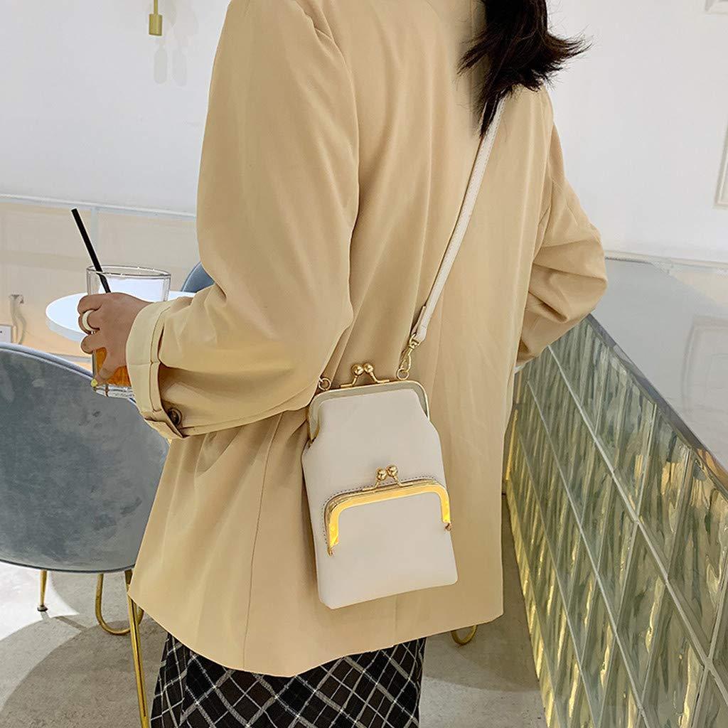 44f6d646311f Amazon.com: Chiccc Fashion Women Bag Women's Fashion Lock Slant Bag ...
