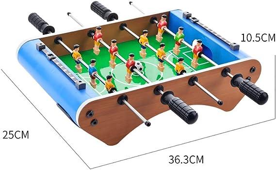 Mini mesas de billar Mesa De Futbol Juegos De Mesa Mesa De Futbol Partido De Futbol Mesa De Juegos Para Niños Juguetes De Niños Juego De Puzzle Apto Para 3 Años. Regalo