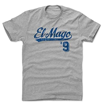 online store 6739e df694 500 LEVEL Javy Baez El Mago Shirt - Chicago Baseball Men's Apparel - Javier  Baez Players Weekend