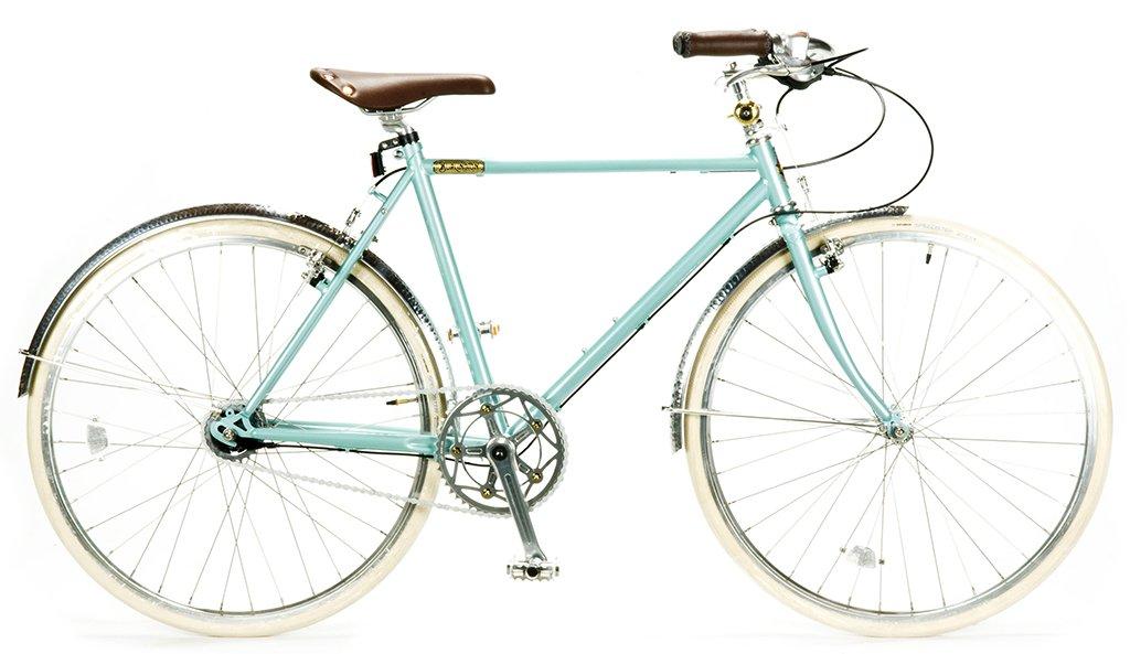 【 BURLINGTON BICYCLE i5 650C@84240 】 バーリントン i5 自転車 サイクル (ワイヤーロックサービス)(スタンド附属しません) B07544NNDM