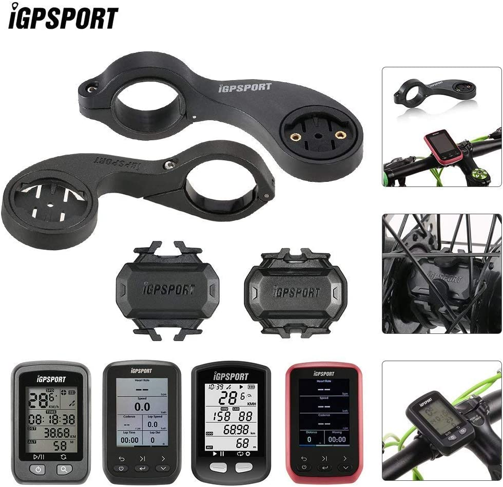 iGPSPORT Out-Front Bike Mount S80 for Garmin Edge and GPS Cycle Computer Mount