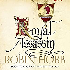 Royal Assassin Hörbuch