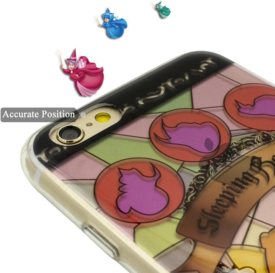 Headfore iPhone 6 Plus Custodia, Principessa Disney la Bella ...