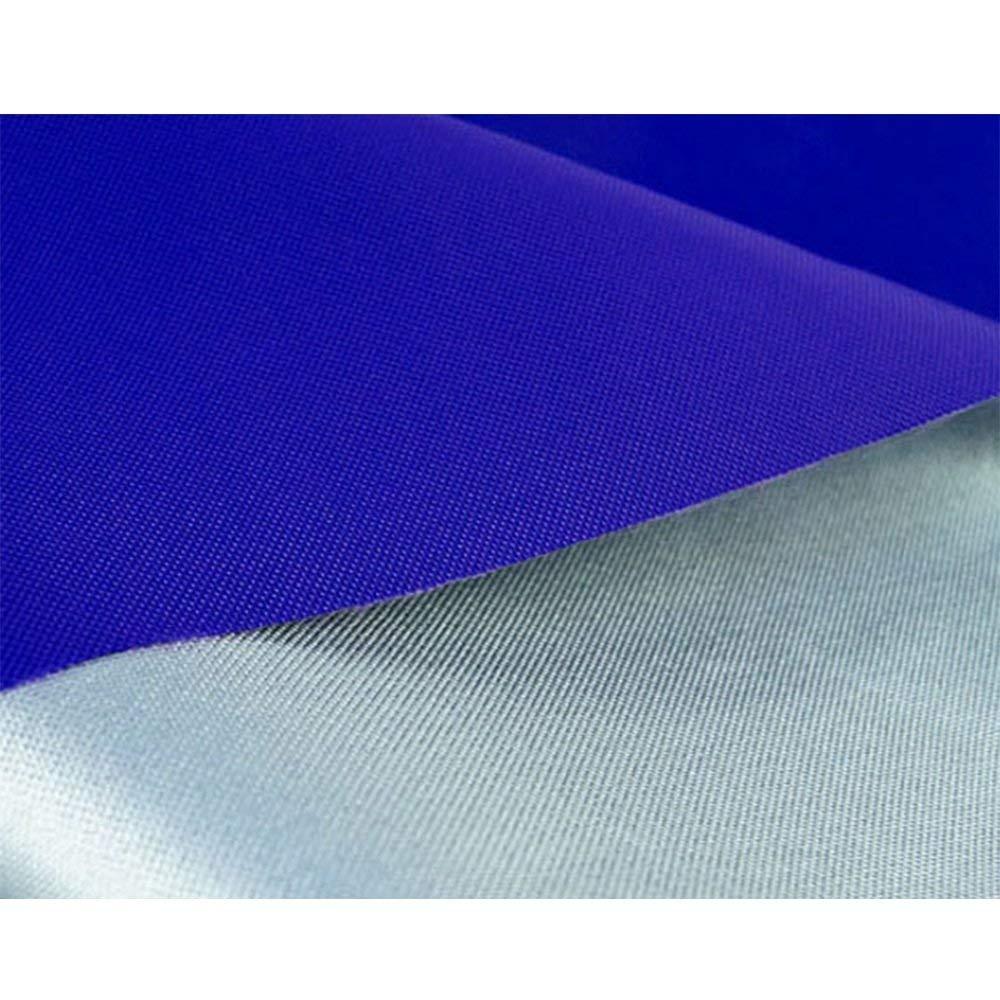 MONFS Home Außenzelt Plane Regendichte Sonnencreme Auto Abdeckung Oxford Tuch Außenzelt Tuch staubdicht Winddicht Sonnenschutz (Farbe   A, Größe   6  10m)