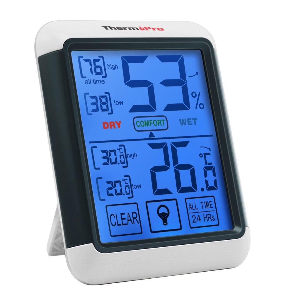 ThermoPro(サーモプロ)デジタル湿度計