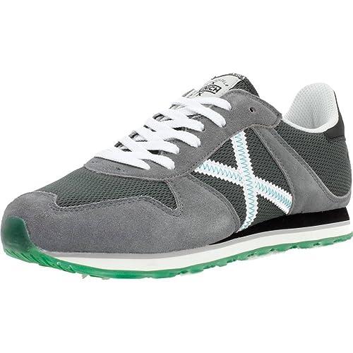 Zapatillas Munich Massana 183 - Color - GRIS, Talla - 43: Amazon.es: Zapatos y complementos