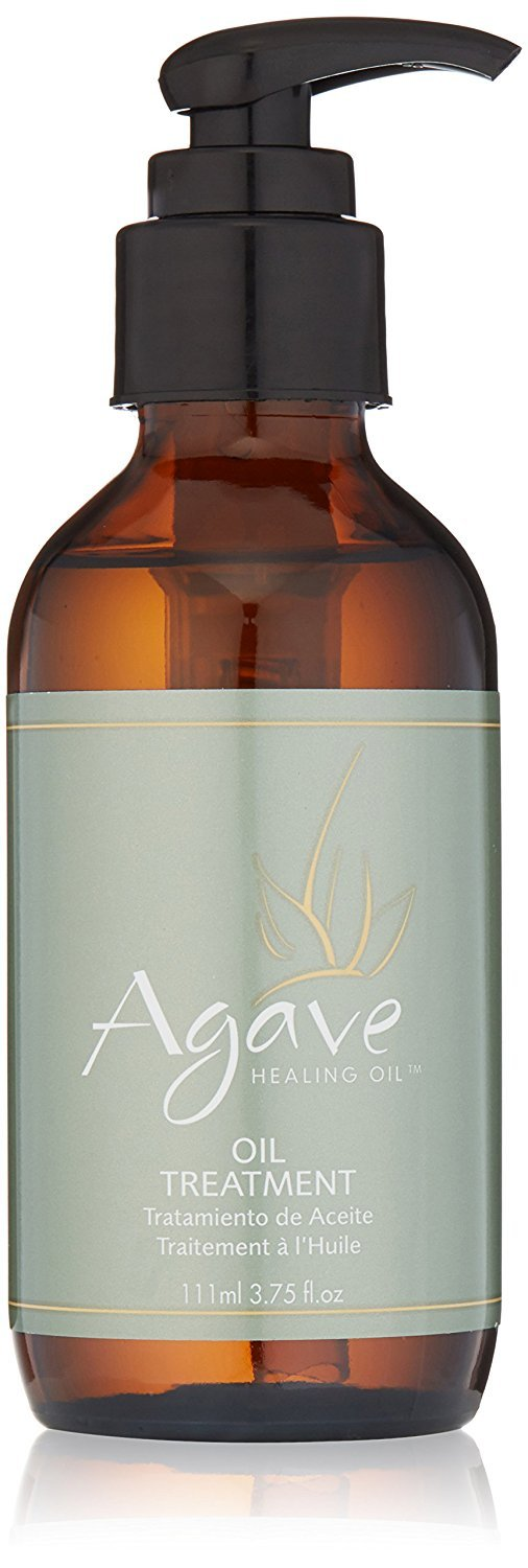 Agave Healing Oil - Oil Treatment. Hydrating Lightweight Hair Oil that Smooths, Moisturizes and Adds Shine to...