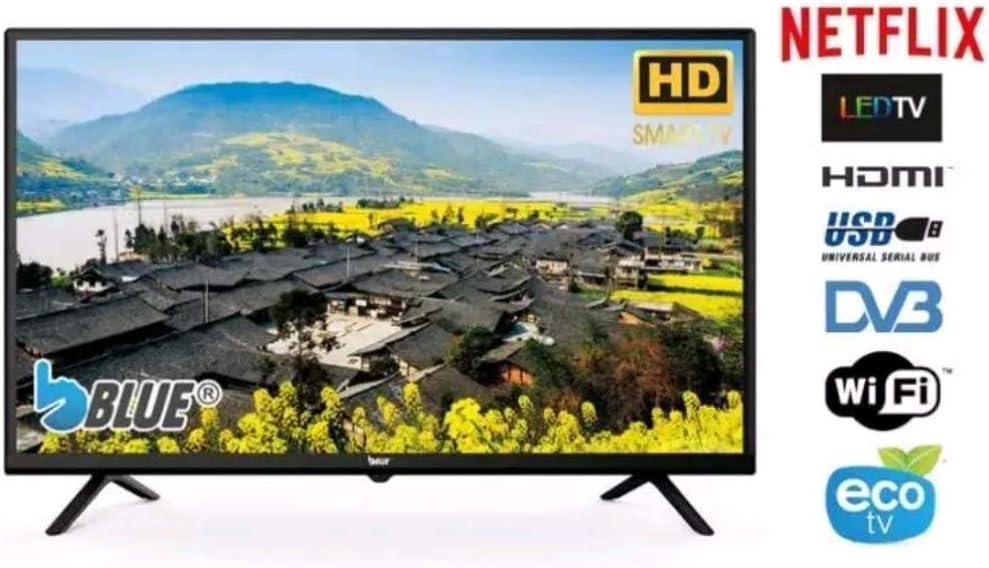 TV LED 32 pulgadas DVB T2 Smart TV Internet TV Series 3 32BL600: Amazon.es: Electrónica