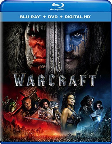 Warcraft (Blu-ray + DVD + Digital HD)
