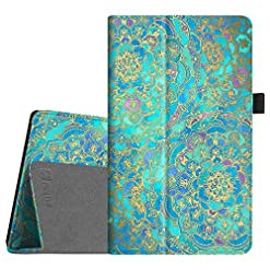 FINTIE Folio Case for Amazon Fire HD 8 Tablet (Compatible with 7th and 8th Generation Tablets, 2017 and 2018 Releases…