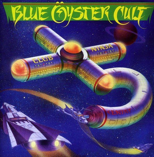 Club Ninja by BLUE OYSTER CULT: BLUE OYSTER CULT: Amazon.es ...