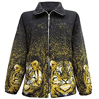 Body2Body - Chaqueta - Animal Print - Manga Larga - para ...