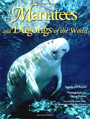 Manatees and Dugongs of the World Paperback – January 15, 2002 Jeff Ripple Voyageur Press 089658528X Animals - Mammals