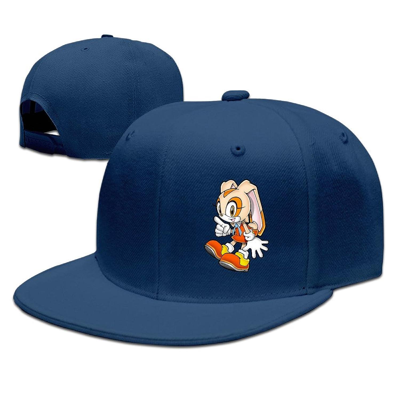 HIITOOP Cream The Rabbit Baseball Cap Hip-Hop Style