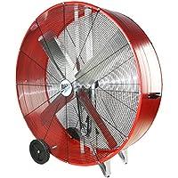 48 2SPD Ind Drum Fan