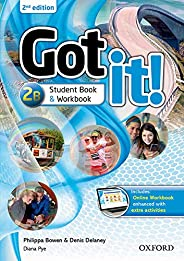 Got It! 2B - Student Book With Workbook and Multi-Rom - 02Edition
