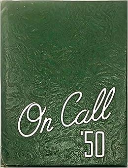 Lenox Hill Hospital School of Nursing 1950 Yearbook