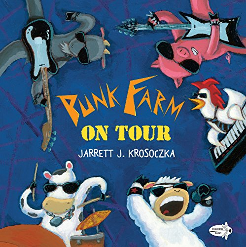 Punk Farm on Tour (Punk Farm Books)