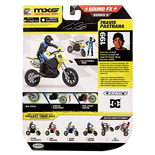 MXS Boys Travis Pastrana SFX Bike & Rider Set by MXS (Image #6)