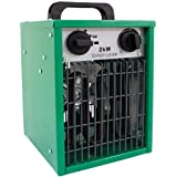 Large Parasene Electric Greenhouse Heater / Conservatory / Garage / Out Building / Garden / Outdoor / Plant Warmer / 1-2KW /