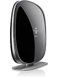 Belkin AC1200 Dual Band AC Wireless Router (F9K1123)