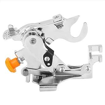 Ruffler Presser Foot, Accesorios para máquina de coser de bajo ...