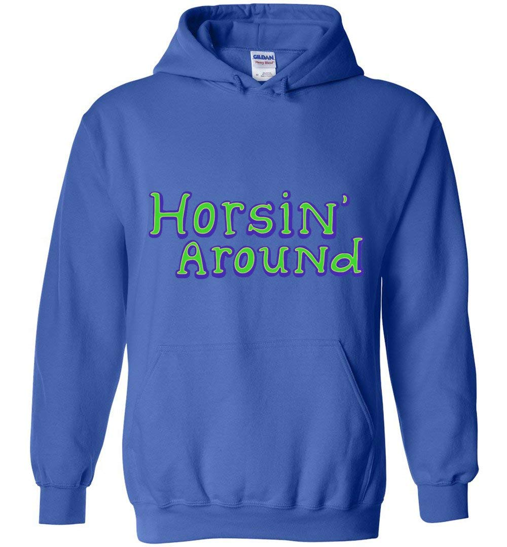 Horsin Around S Adult And 2986 Shirts