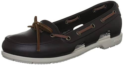 ead0dacc6f6f8 Crocs s Beach Line Boat Shoe Women  Amazon.co.uk  Shoes   Bags
