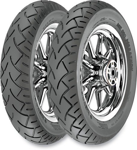 Metzeler ME880 Marathon XXL Tire - Rear - 200/55R-17 , Position: Rear, Tire Size: 200/55-17, Rim Size: 17, Load Rating: 78, Speed Rating: V, Tire Type: Street, Tire Construction: Radial, Tire Application: Touring 1970900